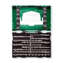 Afbeeldingen van 10 DELIGE SDS-PLUS BORENSET (BITBOX III)