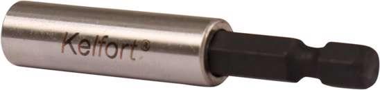 """Afbeelding van Bithouder magn.Kelfort 1/4""""-60mm"""